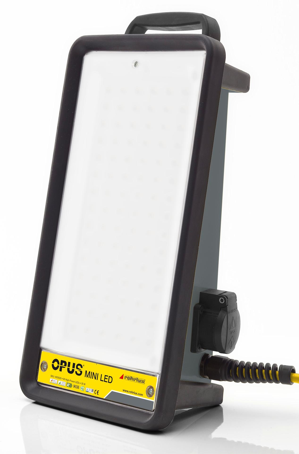 *Opus Mini Daylight - 4000 lumen - 5000K - 220-240 Volt AC