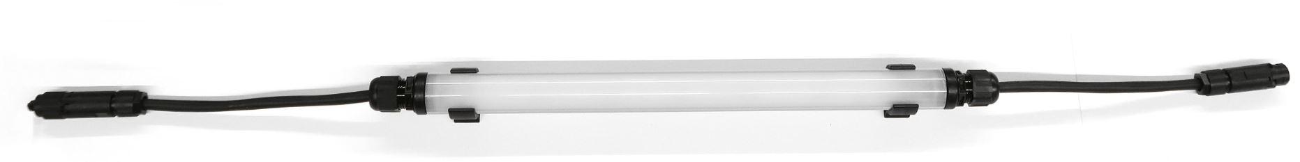 Serie 23 LED: 6 Watt/ 24-42 Volt AC/DC/ 447 mm (DU m. Kab u. SteckV)