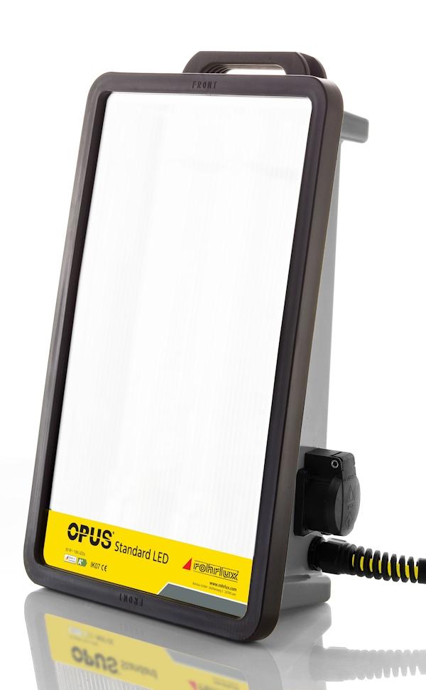 Opus Standard LED - 24-42 Volt AC/DC  ohne Stecker, ohne Steckdose - 4600 lumen - 5000K