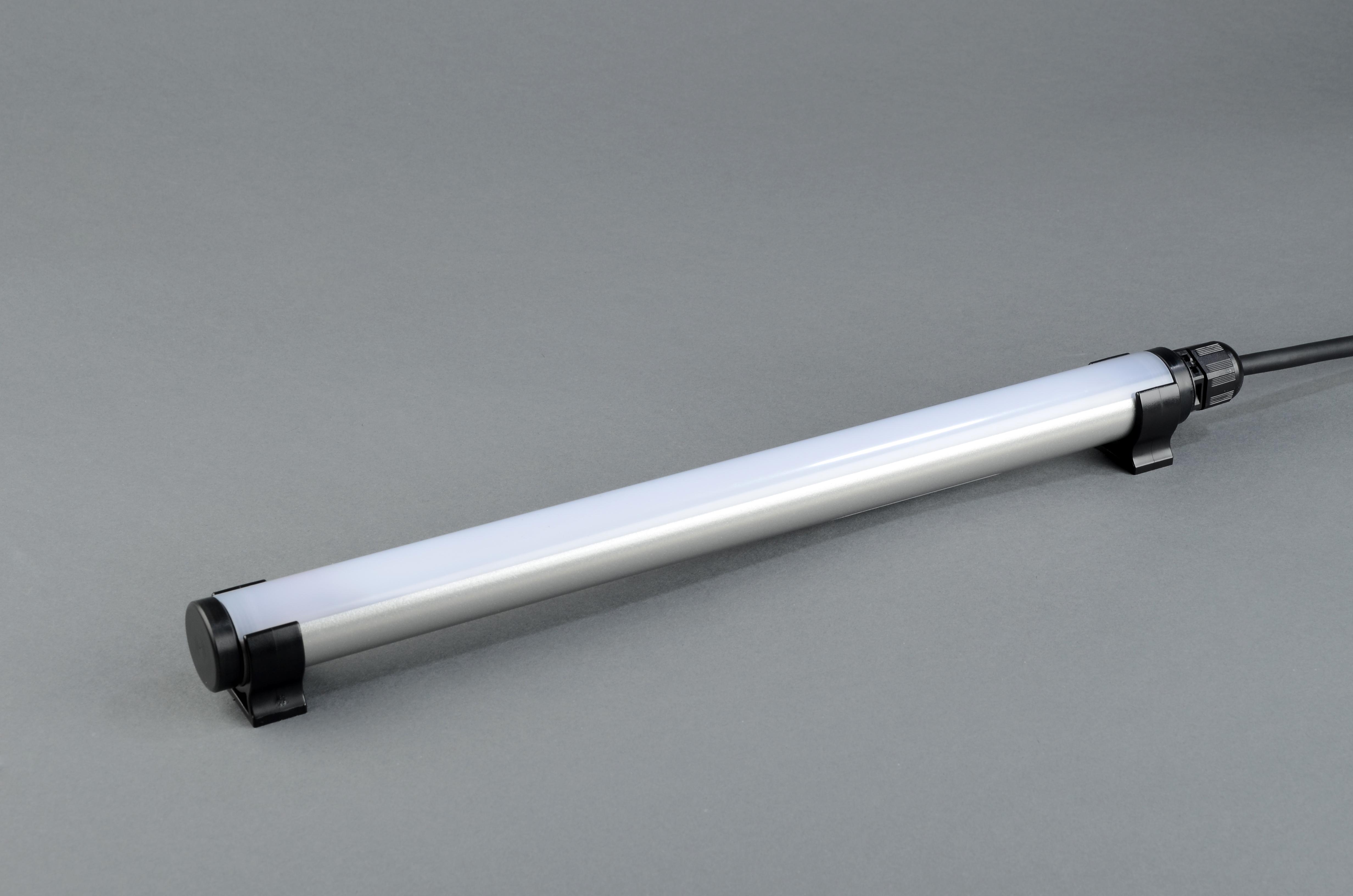 Serie 23 LED: 22 Watt/ 24-42 Volt AC/DC/ 1313 mm  ( m. 5m Anschl.)
