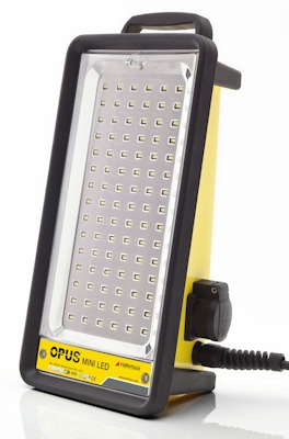 Opus Mini LED 30W 24 VAC- mit Stecker u. Dose IP65