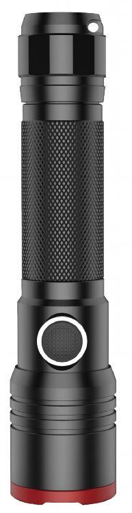 LED-Akku Taschenlampe Midi-Lux - 450 Lumen