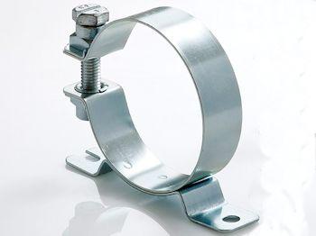 Halterung Stahl verzinkt H4 (Serien30/31/32/35)