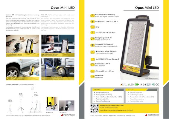 Opus Mini LED