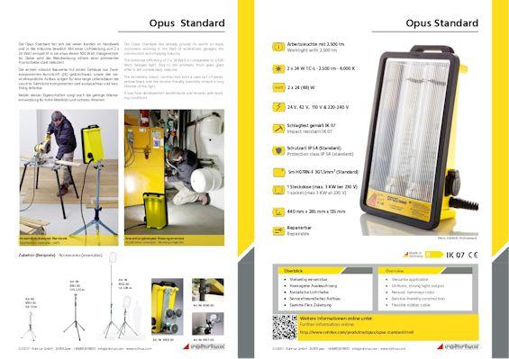 Opus Standard