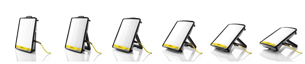 Opus Maxi LED Aufstellbuegel